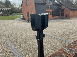 Accommodation home EV Charger