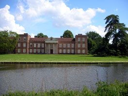 the vyne tourist information